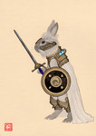 「infantry(rabbit)」