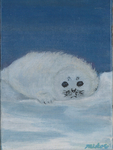 「Baby seal」