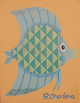 「colorful fish 12」