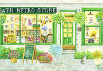 「Antique shop」