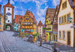「Rothenburg Old Town (1/5)」