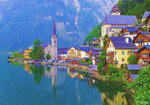 「Hallstat Church (1/5)」