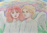 「Two angels」