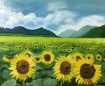 「Sunflowerfield」