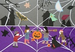 「Halloween party」