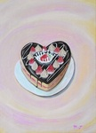 「Cake of the heart」