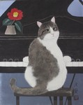 「pianist of cat(2)」