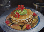 「Brunch Pancake」