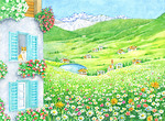 「Tyrol in early summer」